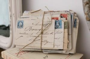 Cartas Vintage
