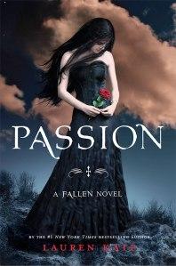 Portada del libro Passion de Lauren Kate.