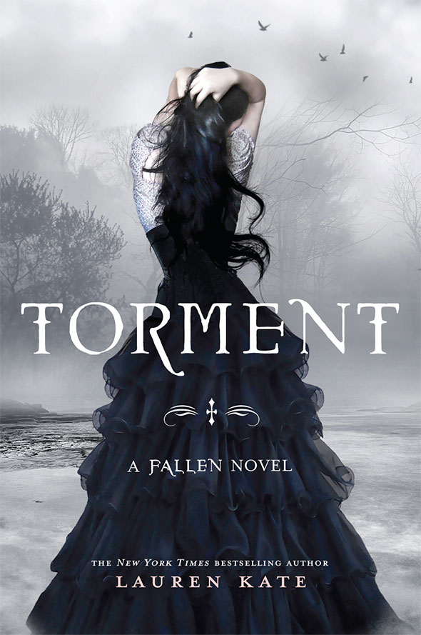 Torment Book Cover