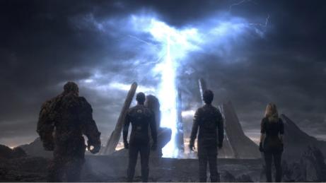 Personajes Fantastic Four 2015