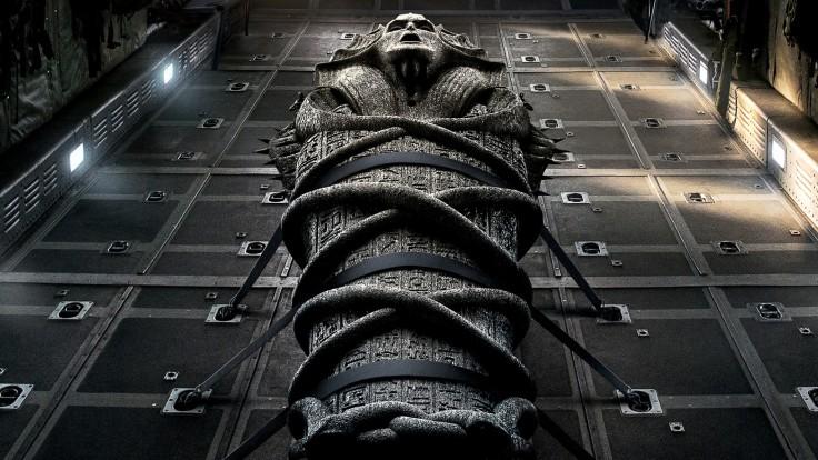 The Mummy-Reseña