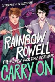 Review-Carry-On-Rainbow-Rowell